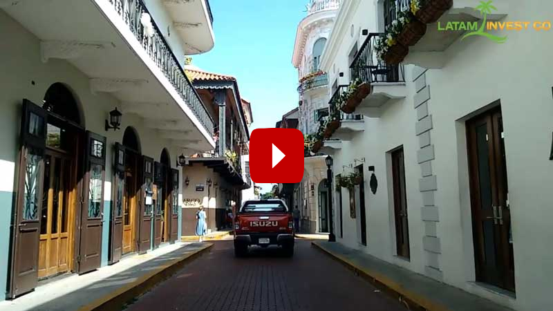 Panama like you've never seen it before video